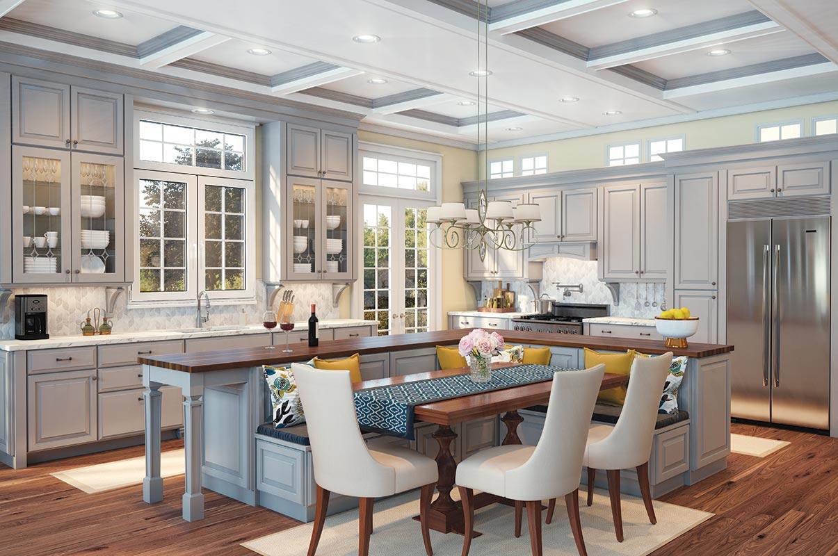 Waypoint Kitchen Cabinets